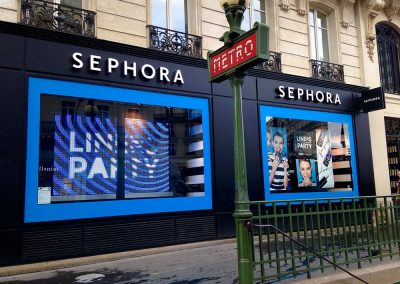decoration-vitrine-sephora-bleue